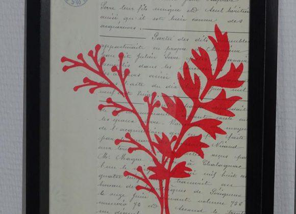 Personnalisation d'objets anciens, gravures, brocante en ligne